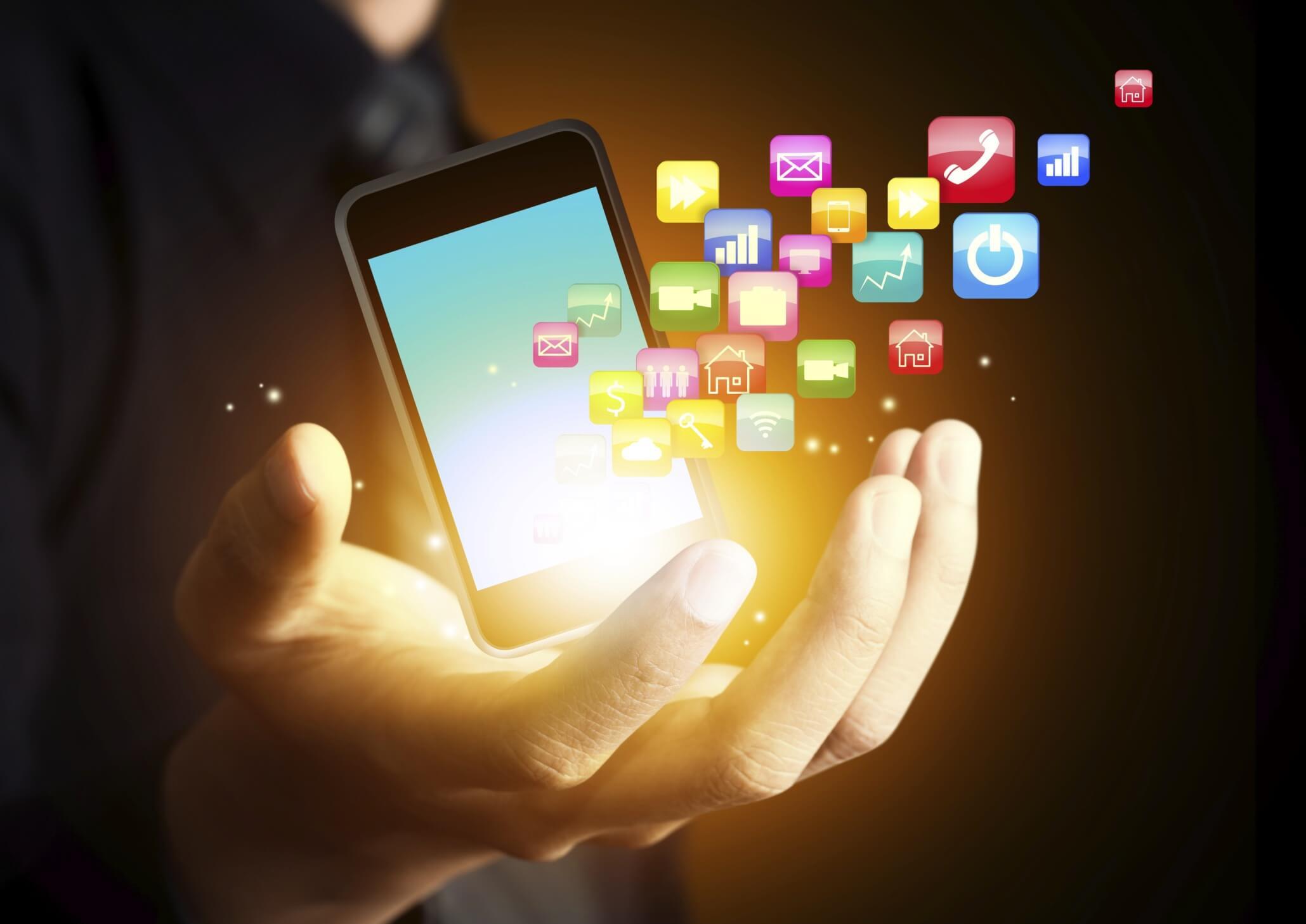aplikacionet hapësirë telefonit AppStreamer