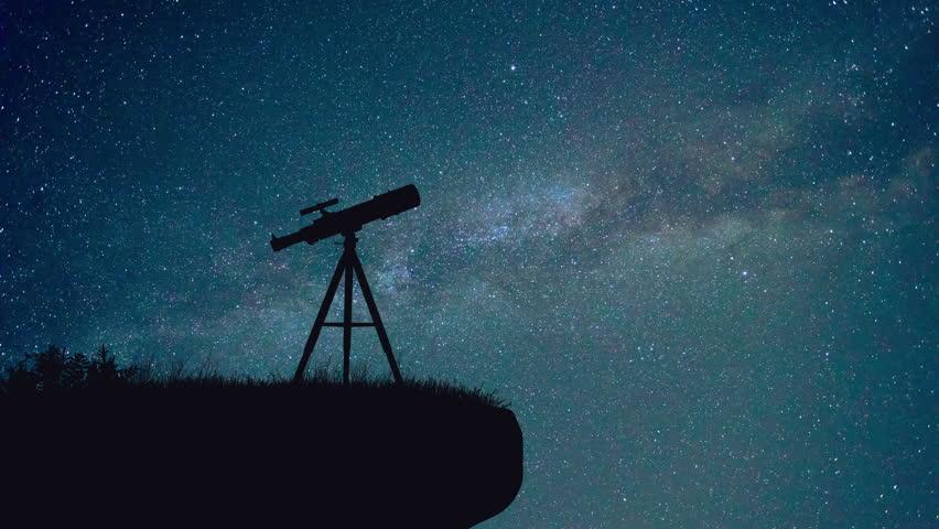 teleskop Dizajni largëta
