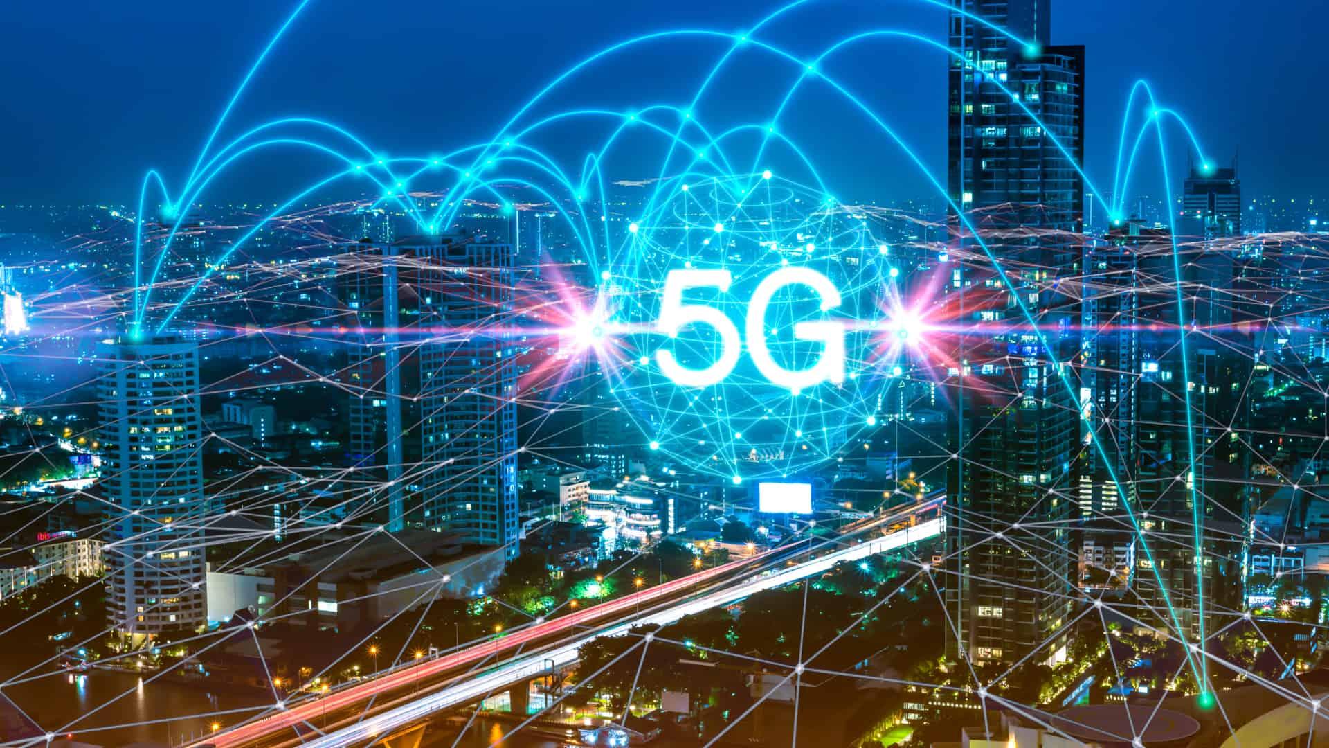 5G teknologjia rrjetit